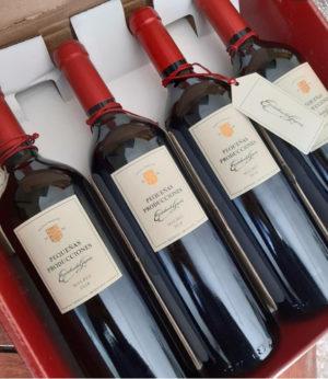 Caja regalo Pequenas Producciones Malbec Escorihuela Gascon Caja Vinos Online Vinos en promoción