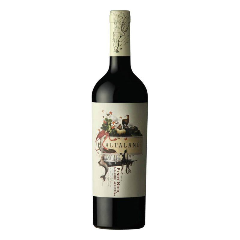Vino Altaland Pinot Noir Caja Laura Catena Vinoteca Vinos Online Vinos en promoción