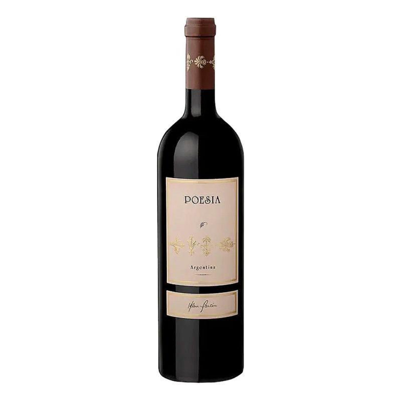 Vino Poesía Blend Malbec Cabernet Sauvignon Caja Vinos Online Vinos en promoción