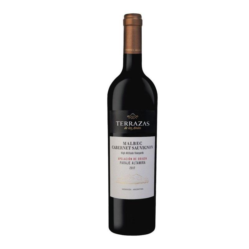 Terrazas de los Andes Apelación Paraje Altamira Malbec Cabernet Sauvignon Vinoteca Caja Vinos Online Vinos en promoción