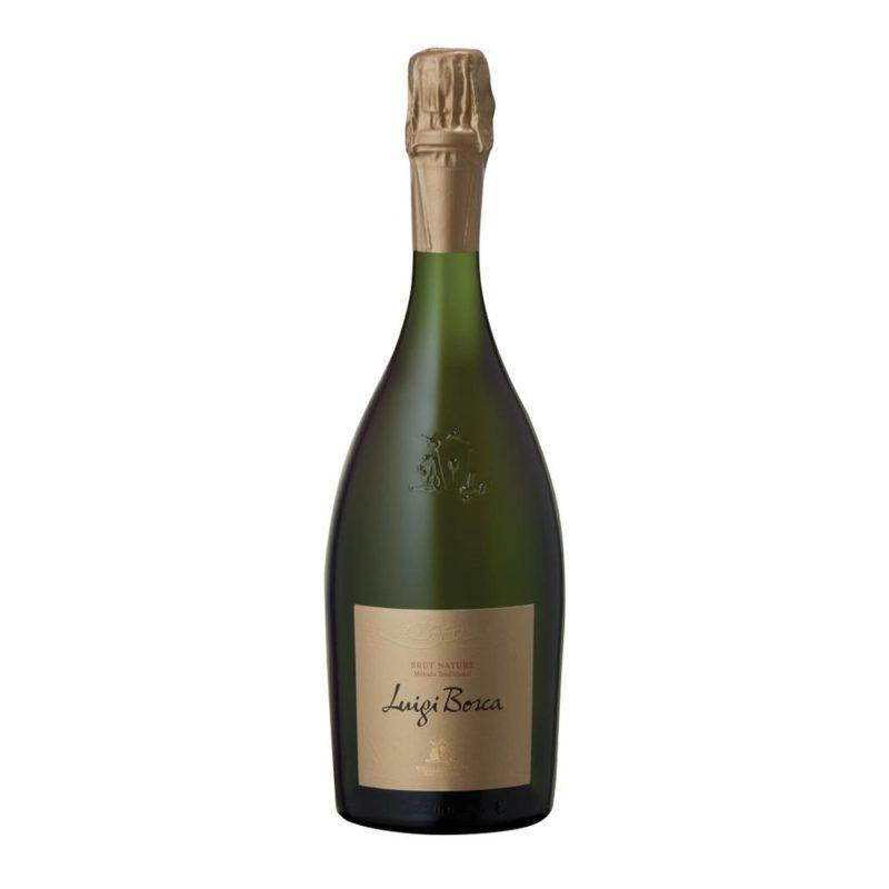 Luigi Bosca Brut Nature Espumante Espumoso Champagne Caja Vinoteca Vinos Online Vinos en promoción