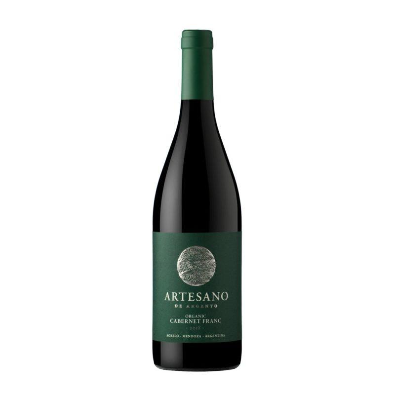 Artesano de Argento Organic Cabernet Franc Organico Vino Caja Bodega Argento Vinoteca Vinos Online Vinos en promoción Vino Sustentable