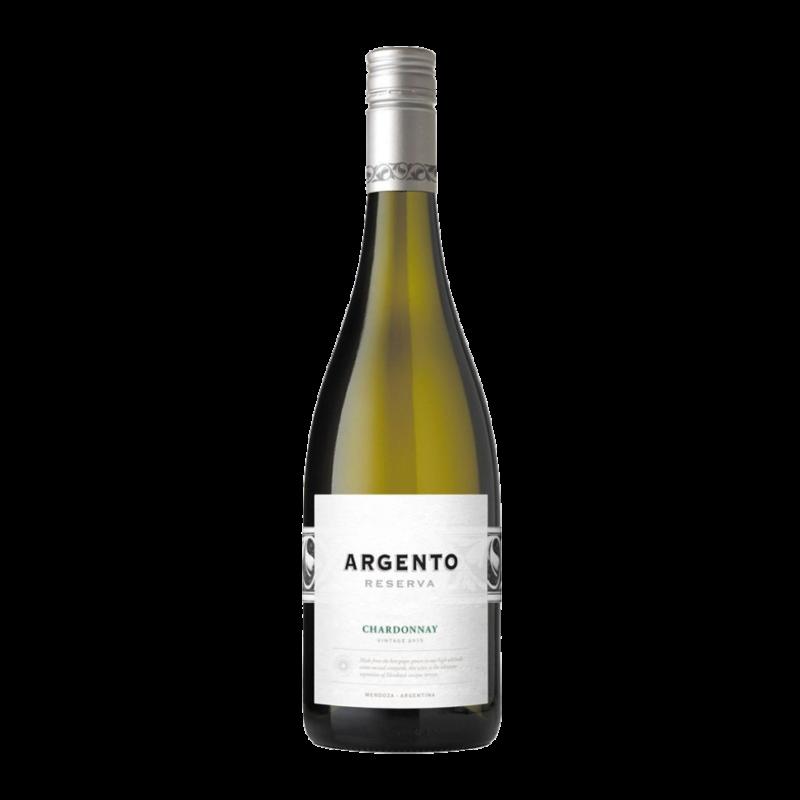 Argento Reserva Chardonnay Bodega Argento Vino Organico Sustentable Vinoteca Caja Vinos Online Vinos en promoción