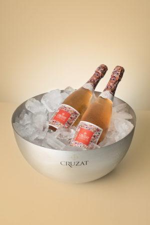 Cruzat Naranjo Extra Brut Vino Espumante Espumoso Champagne Cajas de Vino en oferta Envio grátis