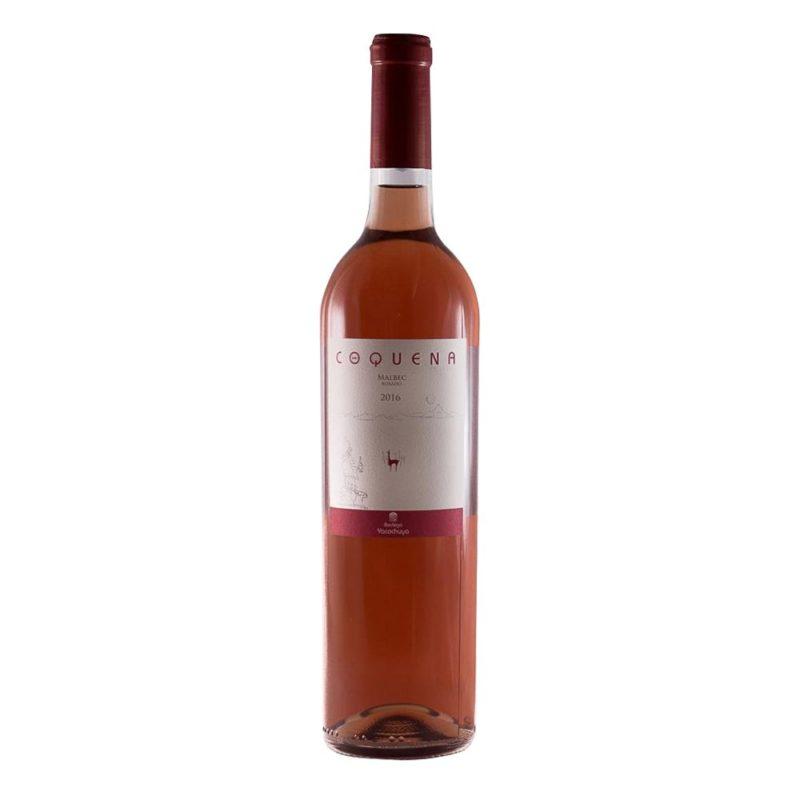 Coquena Rosado Rosé Salta Yacochuya Rolland Vinos Online Vinos en promoción