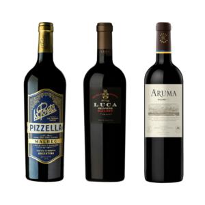 Otra Galaxia Sociedad del Vino Combo Malbec La Posta Luca Aruma