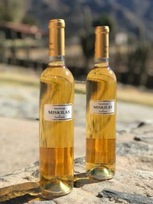 Miskilas Torrontes Tardio Dulce Natural Salta San Pedro de Yacochuya Rolland Vinos Online Vino blanco Vino dulce